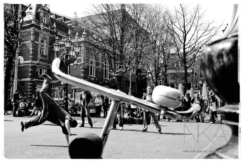 Leidseplein Street Performers