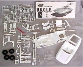 Piranha Model Kits