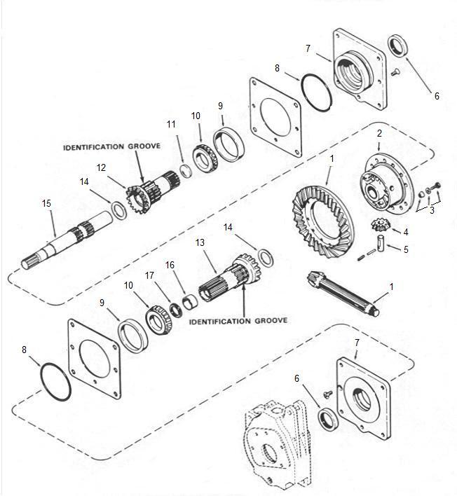 30 Case 580b Parts Diagram