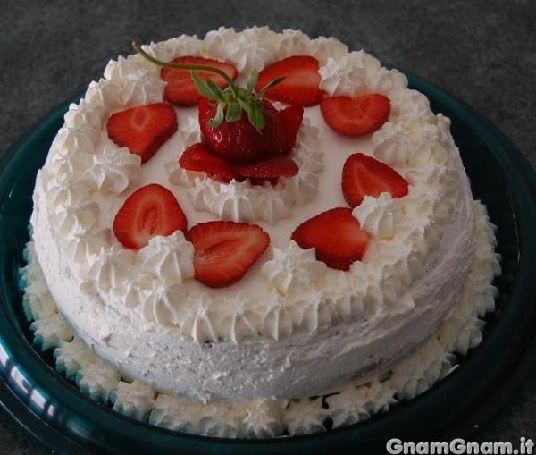 Torta Di Fragole Senza Glutine
