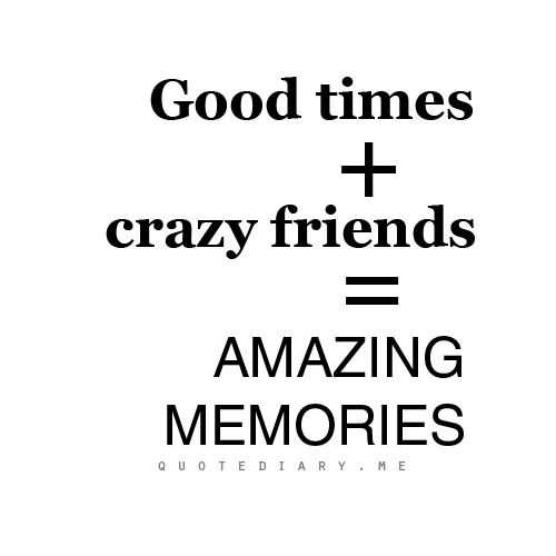 Quotes About Crazy Fun Times 19 Quotes