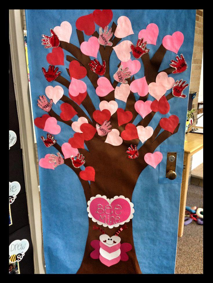 Valentine's Day Classroom Door!