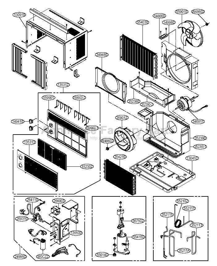 Split Ac Wiring Diagram