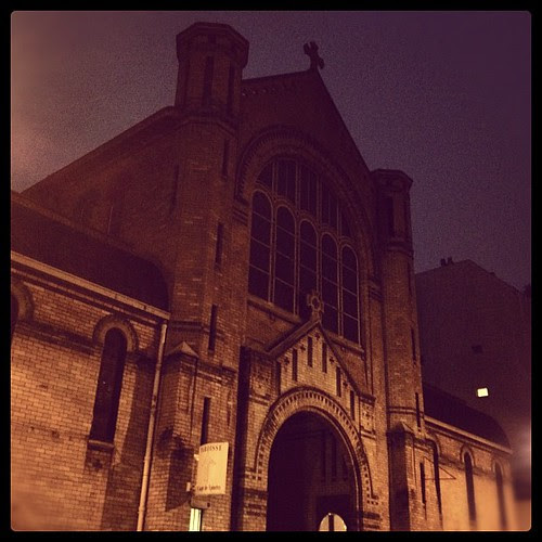 Church #paris #igersfrance #75017 #church by Jean-Fabien - photo & life™