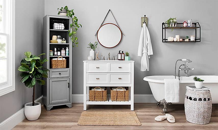 Bathroom Decor Homedecorations