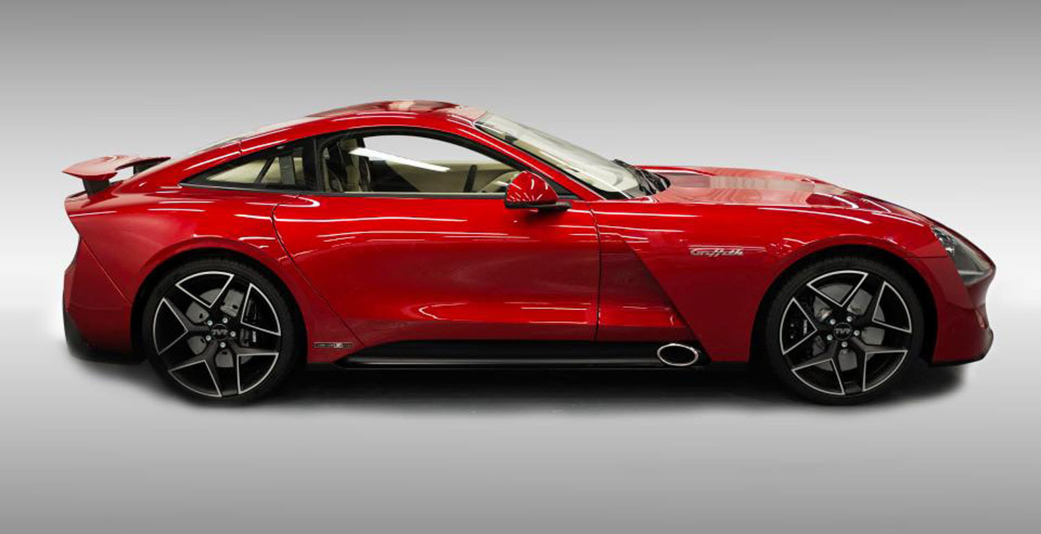 TVR Car Club - 2017 TVR Griffith LE (Launch Edition) - TVR ...