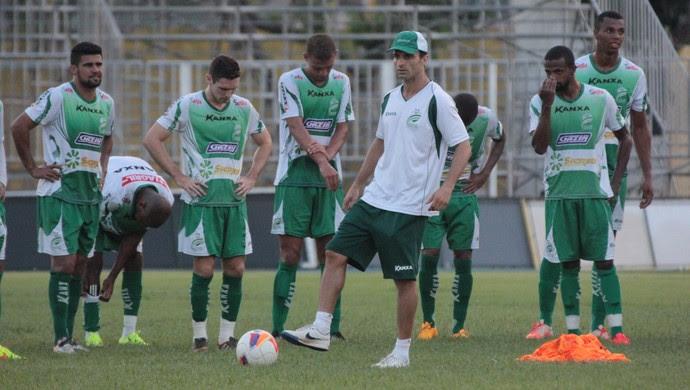 Luverdense, treinos (Foto: Maico Gaúcho/Luverdense Esporte Clube)