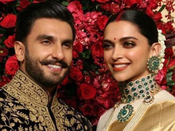 Cantiknya Foto Perkahwinan Deepika Padukone & Ranveer Singh