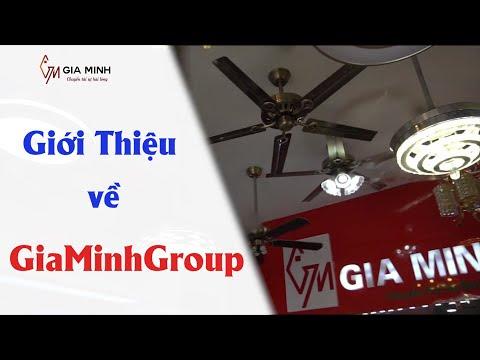 GIỚI THIỆU HỆ THỐNG Gia Minh Group - Chuỗi siêu thị thiết bị nhà bếp lớn nhất Việt Nam