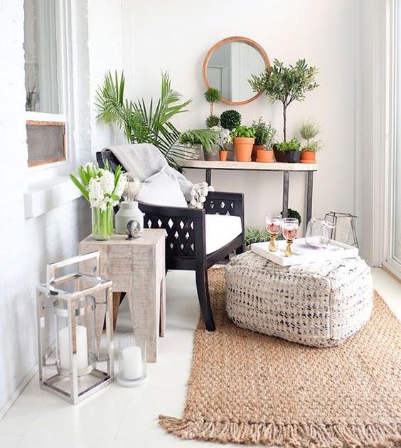 Siempre guapa con norma cano ideas para decorar tu - Decorar pared porche ...