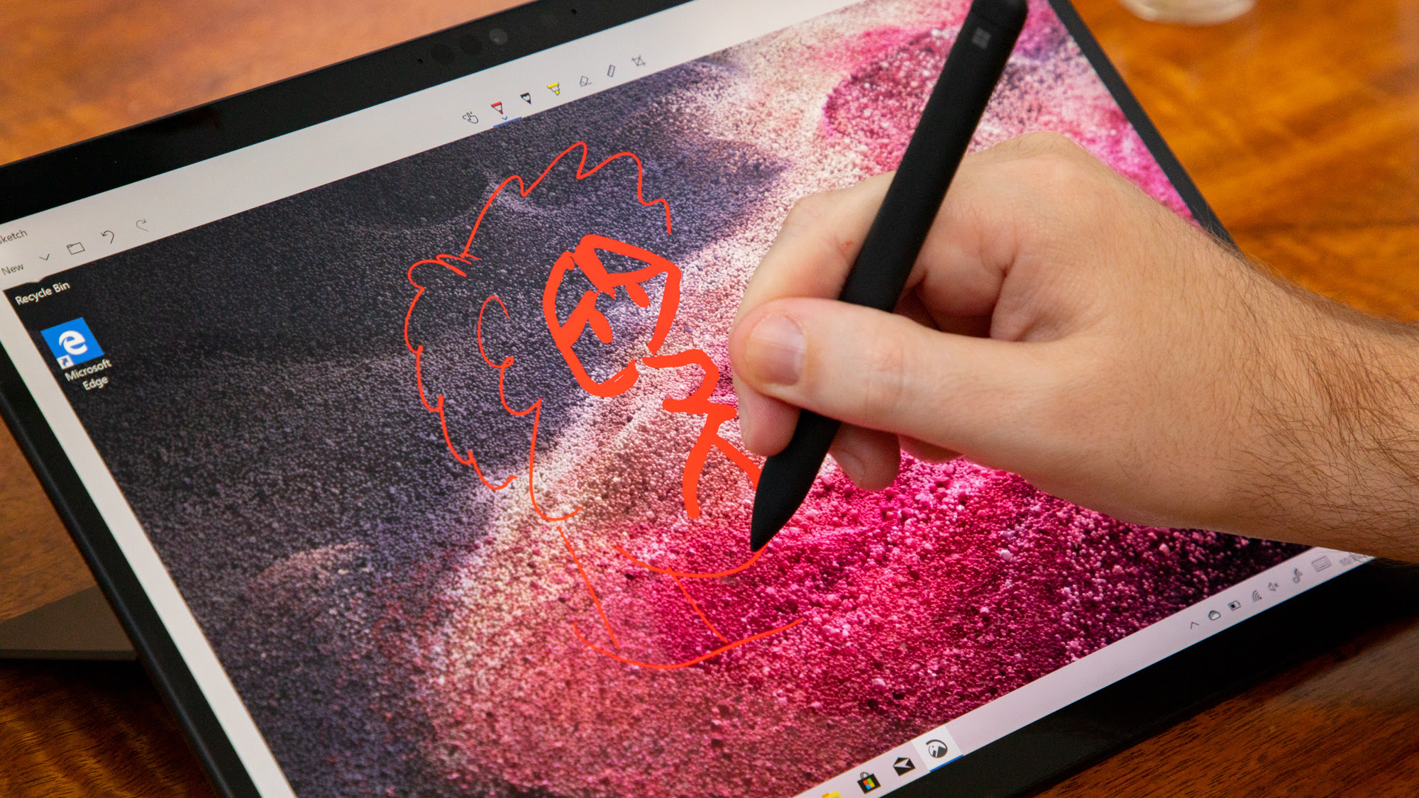 Disappointed with the stale Surface Pro 7? Microsoft's more innovative Surface Pro X is now on sale