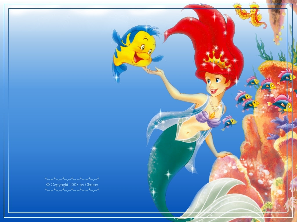 The Little Mermaid 壁紙 リトル マーメイド 壁紙 6260606