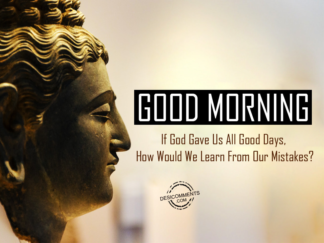 Buddha Good Morning Quotes