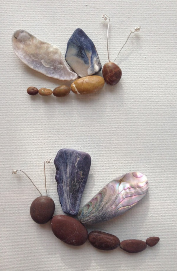 Handy Rock And Pebble Art Ideas For Many Uses7