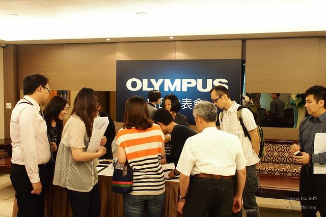 Olympus Pen E-P5 新品發表會-1