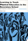 Download Learning to Teach Physical Education in the Secondary School