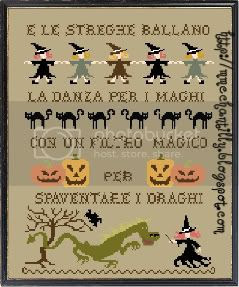 Le Streghe Ballano