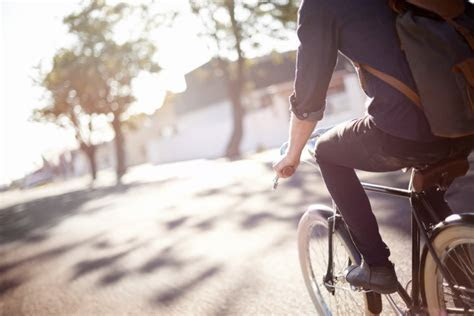 Bike to Work: The Easiest Way to Be Less Stressed at Work