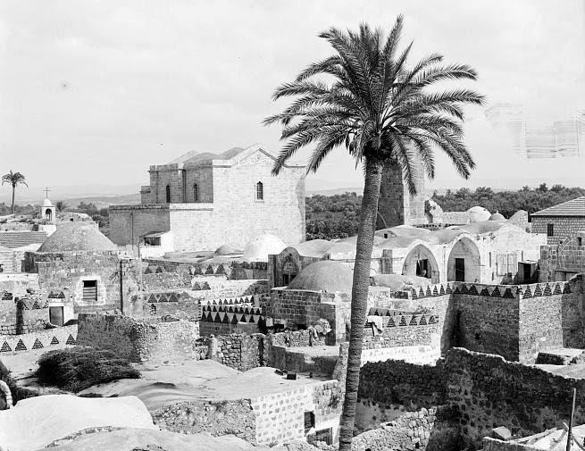 The Uses of Lydda