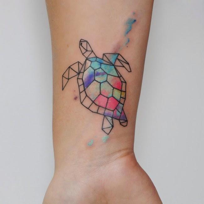 85 Best Sea Turtle Tattoo Designs Meanings 2019