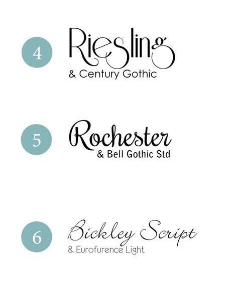 Design Fixation: {Typeface Tuesday} Wedding Font