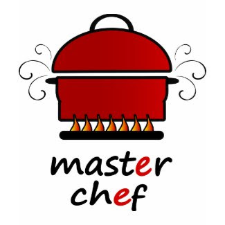 Master Chef With Hot Pot And Lid On Flames shirt