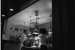Wayfare Tavern - Kitchen