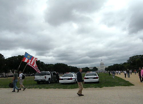 police cras I think to declare the end of our rally space...