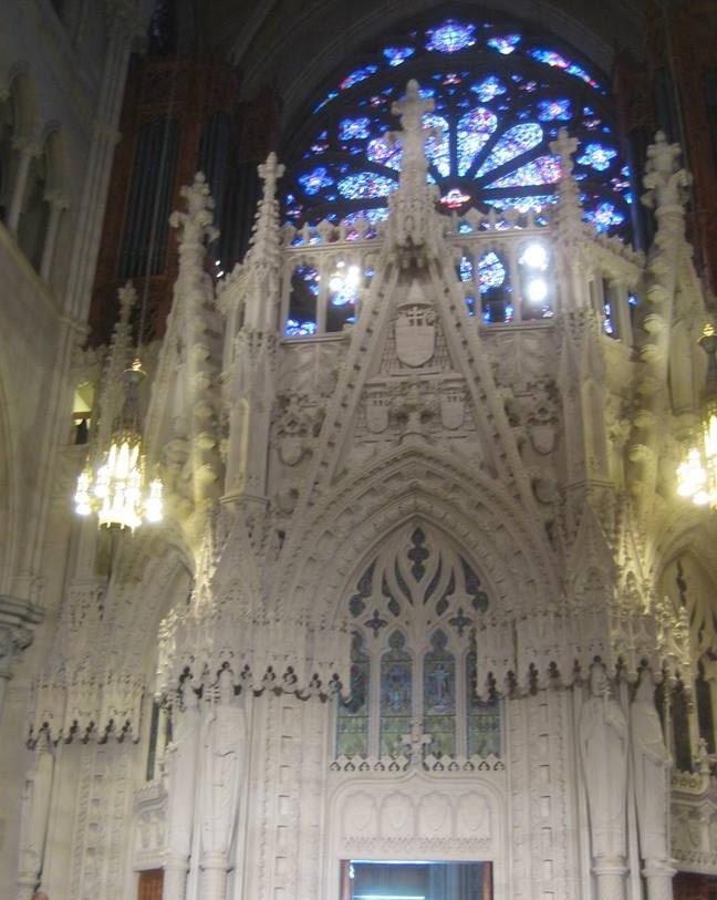 Sacred Heart Church in Newark, NJ