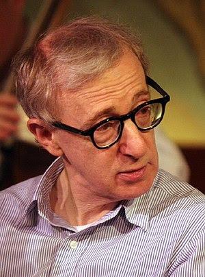 English: Woody Allen in concert in New York City.