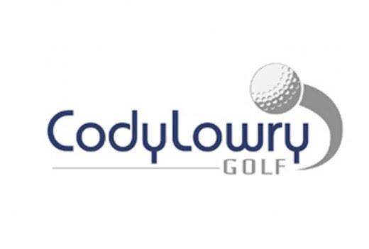 Cody Lowry Golf is a golf logo design