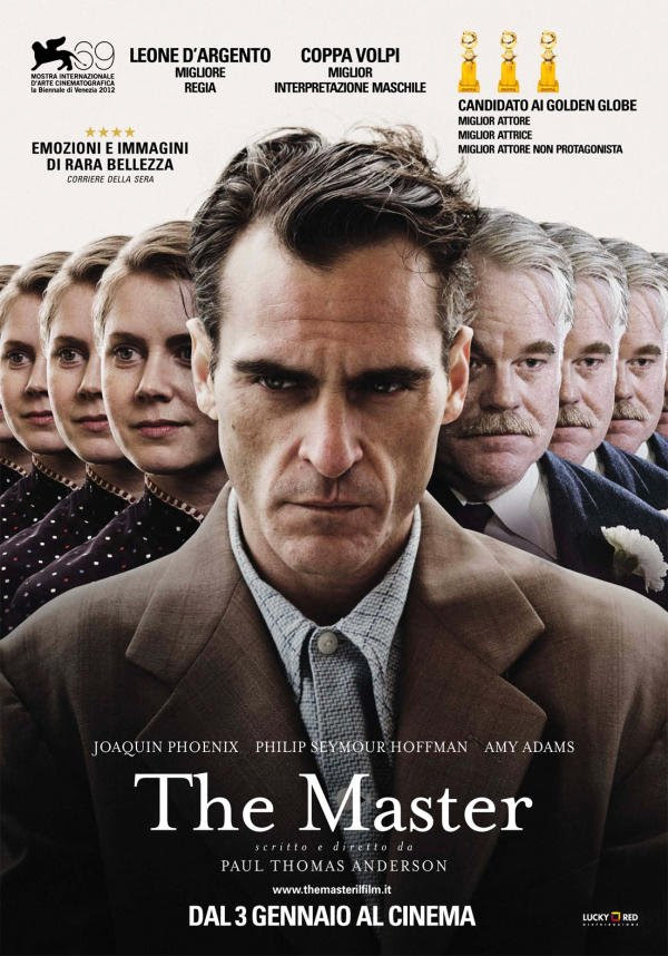 Risultati immagini per the master movie