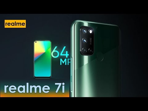 realme 7i | UNBOXING & Quick Review | Snapdragon 662 with 64MP Camera