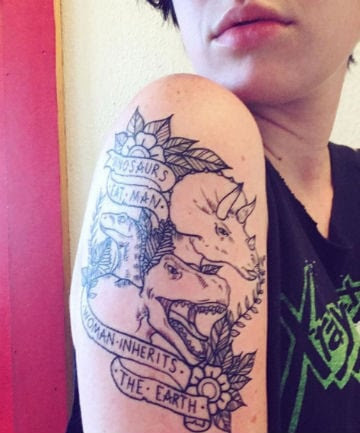 16 Feminist Tattoos That Actually Mean Something