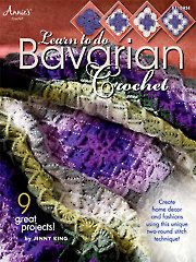 Learn to Do Bavarian Crochet