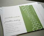 fern eco-friendly invitation