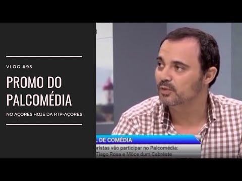#95 - Entrevista para o programa Açores Hoje, da RTP-Açores