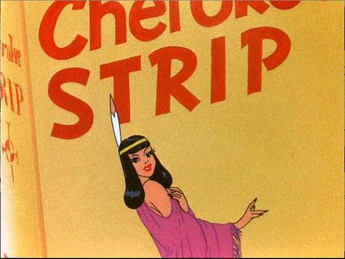 Book Revue 2B cherokee strip