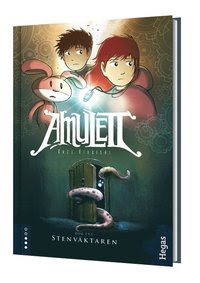 Amulett - del 1 (inbunden)