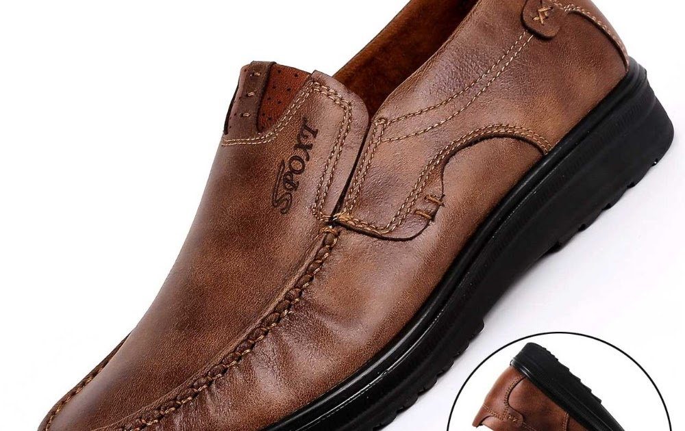 1f6047ad7f0 Comprar De Lujo Zapatos Casuales Los Hombres Slip On Mocasines Planos  Transpirables Hombre Para Adultos Sapato Masculino Plus Tamaño 38 47  Chaussure Homme ...