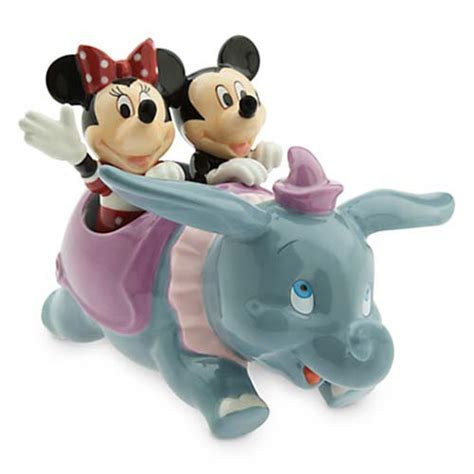 Your WDW Store   Disney Salt and Pepper Shakers   Dumbo