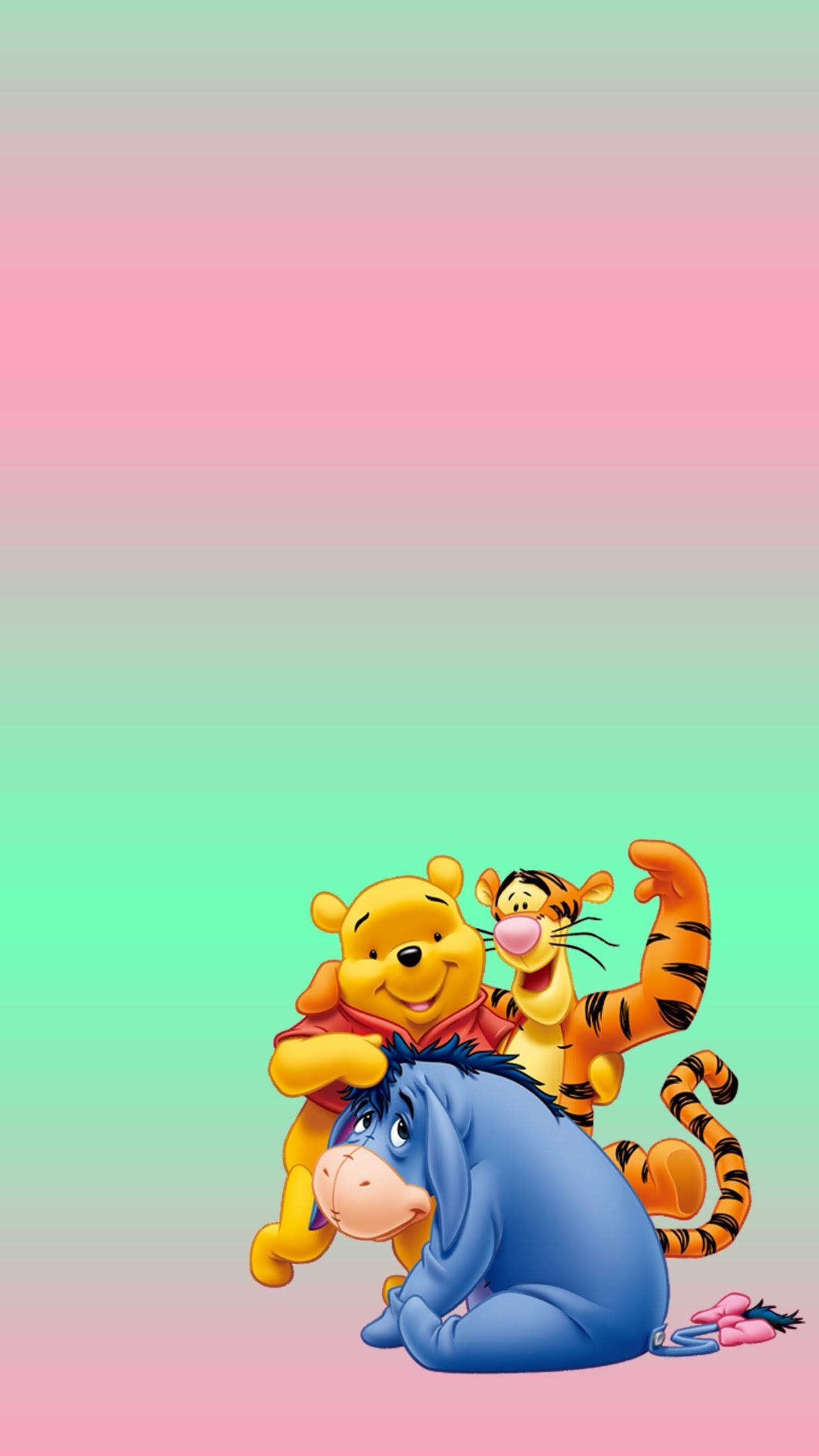 Unduh 800+ Wallpaper Iphone Winnie The Pooh HD Paling Keren