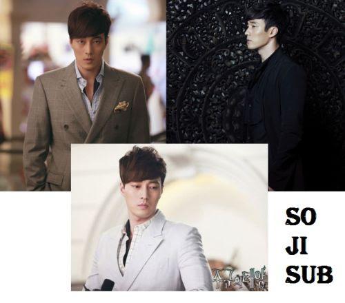 Profil dan Galeri Foto Aktor Korea So Ji-sub – Kembang Pete