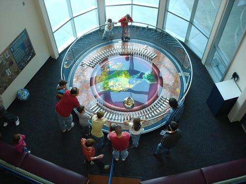 SciPort pendulum, Shreveport by trudeau
