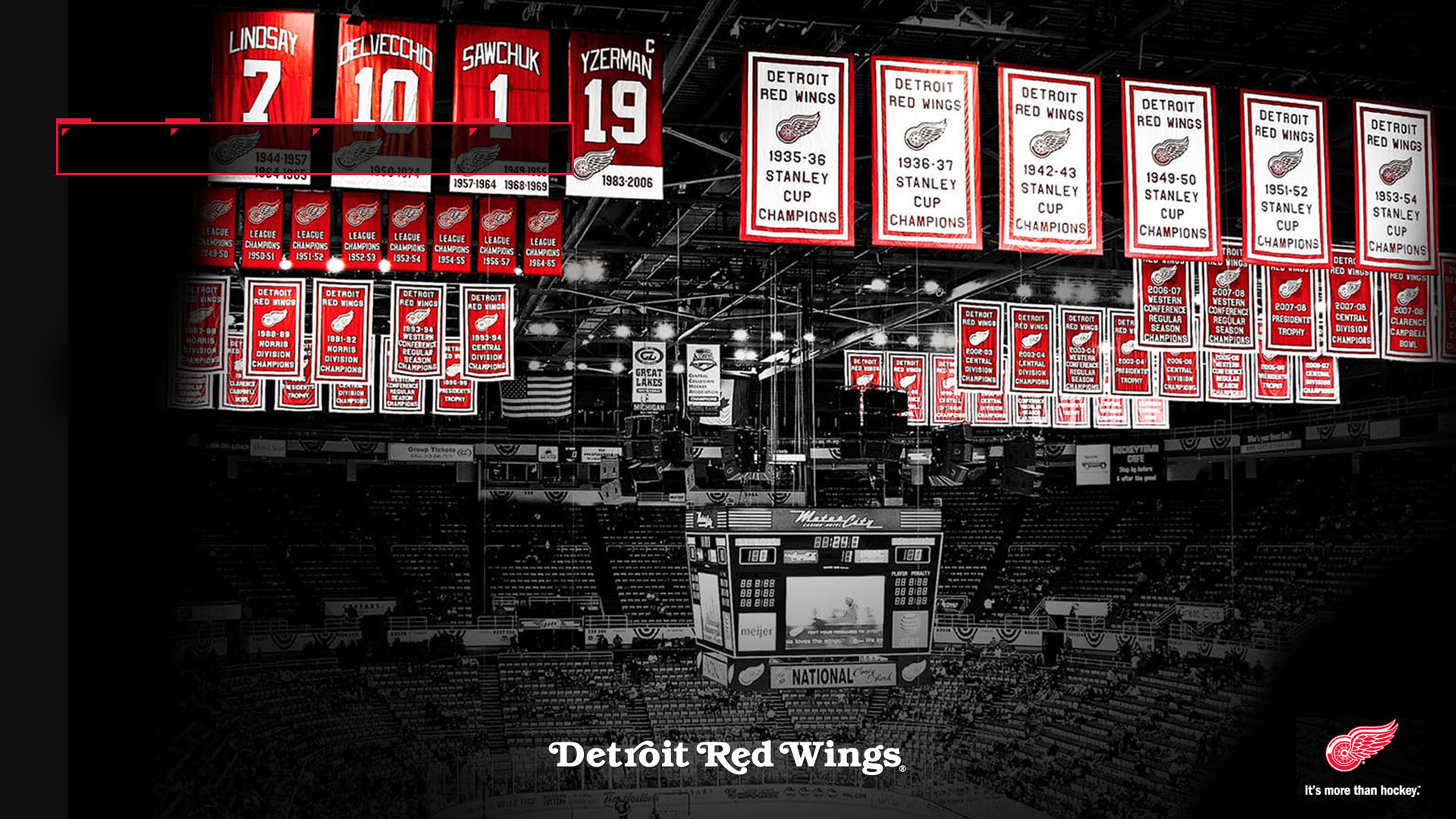 Red Wings Wallpapers 73 Images