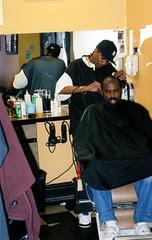 Nu Image barber Tim