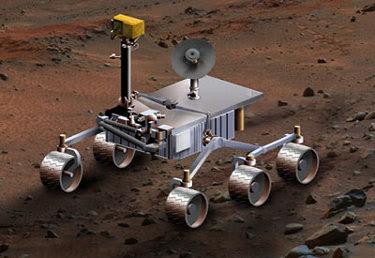 Robot Senilai Rp 22 Triliun ke Mars