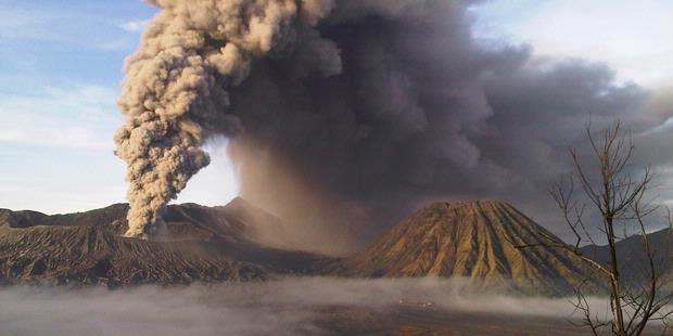 Letusan Gunung Bromo 2010
