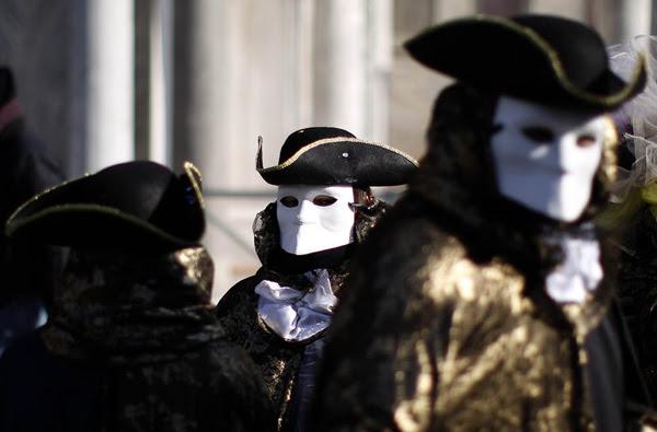 carnaval venise 2012 7 Carnaval de Venise 2012 : Voyage au Pays des Masques