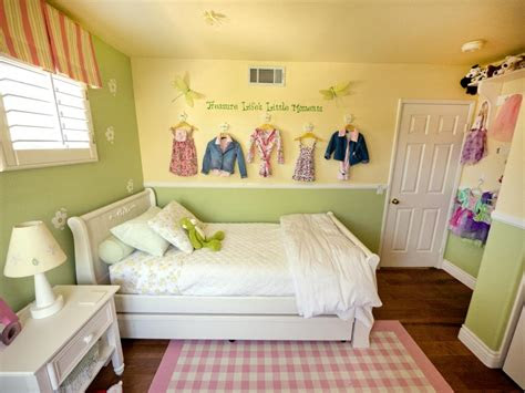 multifunctional  girls room   small space hgtv